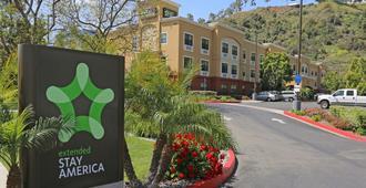 米逊谷体育场美国长住酒店 - 圣地亚哥 - 建筑