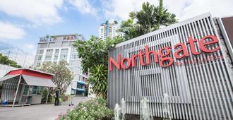 北门拉恰庭酒店 - 曼谷 - 建筑