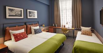 金狮酒店 - 哈莱姆 - 睡房