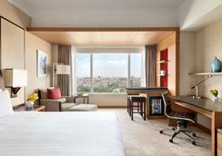 上海浦东嘉里大酒店 - 上海 - 睡房