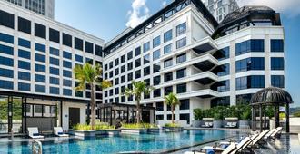 新加坡君乐皇府酒店 - 新加坡 - 游泳池