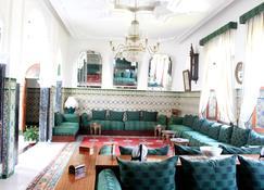 里亚德达阿恰奇旅馆 - 得土安 - 休息厅