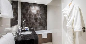 肯辛顿克劳斯酒店 - 伦敦 - 浴室