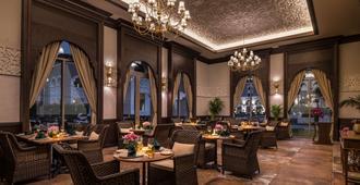 萨迪亚特岛里索斯顶级酒店 - 阿布扎比 - 餐馆