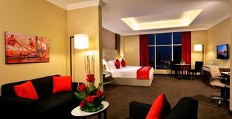瑞比泽夫巴林酒店 - 麦纳麦 - 睡房