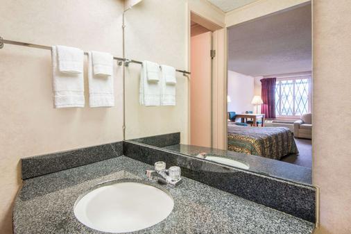 坎顿骑士酒店 - 坎顿 - 浴室