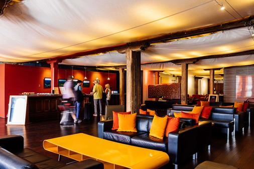 亨利琼斯艺术酒店 - 霍巴特 - 大厅
