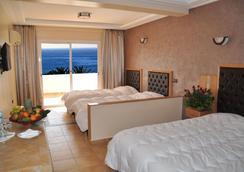 阿尔莫加尔花园海滩酒店 - 阿加迪尔 - 睡房
