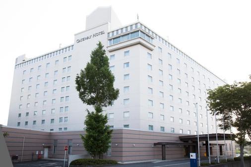 成田捷得威大饭店 - 成田市 - 建筑