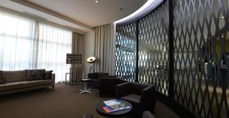 贝斯特韦斯特酒店chc机场店 - 热那亚 - 大厅