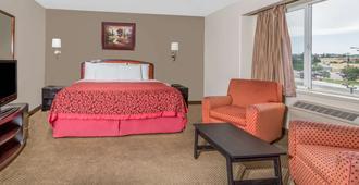 戴斯空军学院酒店 - 科罗拉多斯普林斯 - 睡房