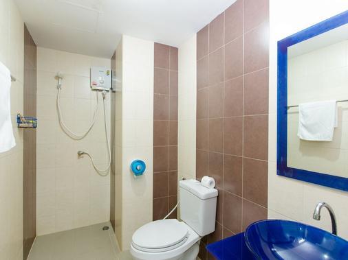 涅槃酒店 - 芭东 - 浴室