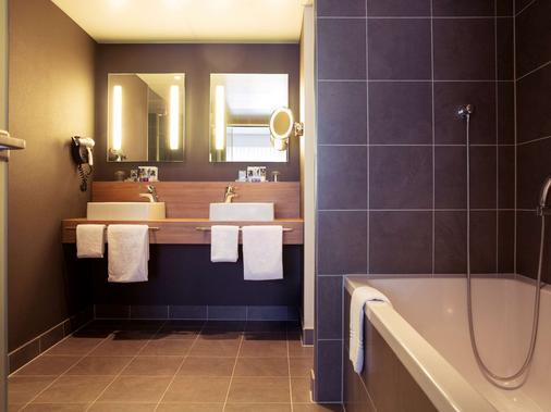 海牙中心美居酒店 - 海牙 - 浴室