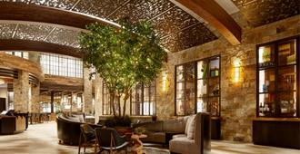纳帕弓箭酒店 - 纳帕 - 大厅