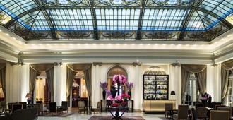 伯尔尼贝耶乌尔宫酒店 - 伯尔尼 - 大厅