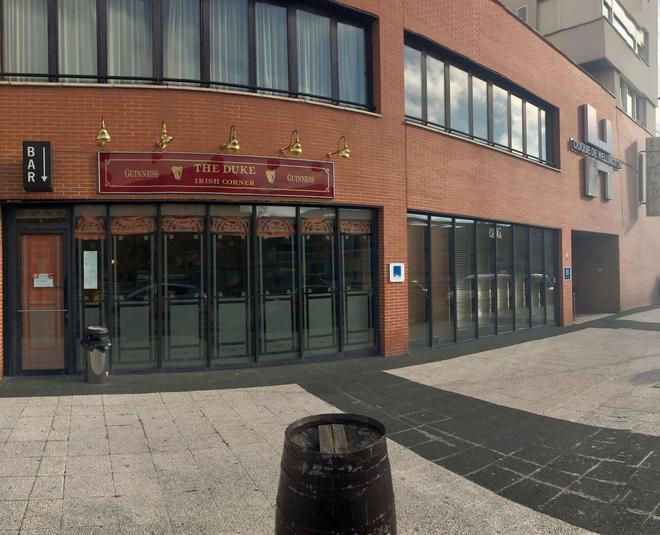 杜克德惠灵顿酒店 - 维多利亚 (西班牙) - 建筑