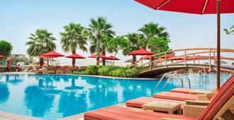 卡利迪雅雷哈安罗塔纳宫酒店 - 阿布扎比 - 游泳池