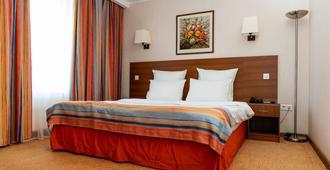 阿敏维斯卡亚酒店 - 莫斯科 - 睡房