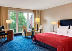 汉堡施泰根博阁酒店 - 汉堡 - 睡房