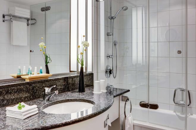 汉堡施泰根博阁酒店 - 汉堡 - 浴室