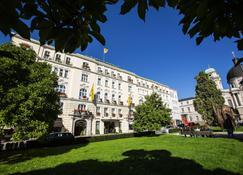 布里斯托尔酒店 - 萨尔茨堡 - 建筑