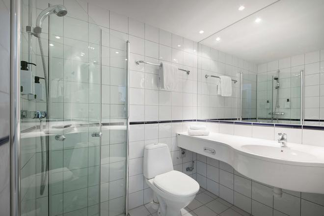 城市公园斯堪迪克酒店 - 卑尔根 - 浴室