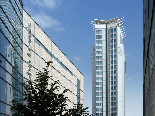 丽笙蓝光酒店-卡迪夫 - 卡迪夫 - 建筑