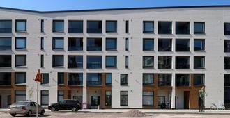 赫尔辛基卡维帕维街 4 号两居公寓酒店 - 赫尔辛基 - 建筑