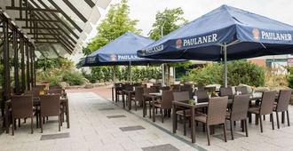 雷根斯堡公园 Achat 酒店 - 雷根斯堡 - 餐馆