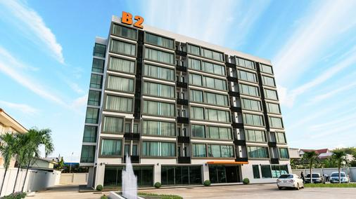 坤敬B2酒店 - 坤敬 - 建筑