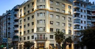 塞尔科蒂尔阿米斯特艺术酒店 - 巴塞罗那 - 建筑