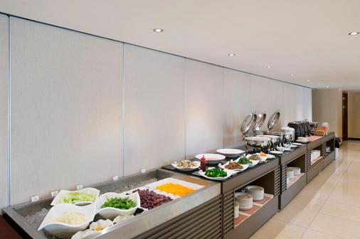 海云台里维埃拉酒店 - 釜山 - 自助餐