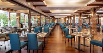 华美达公园酒店 - 布加勒斯特 - 餐馆