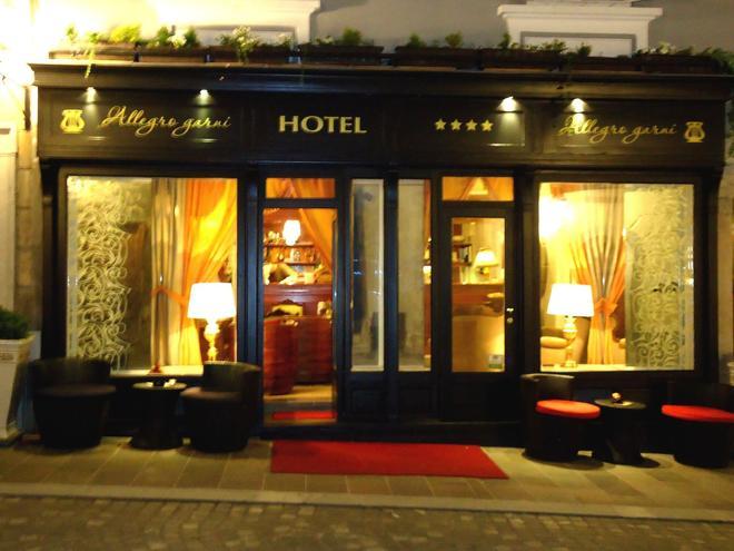 奥勒格酒店 - 卢布尔雅那 - 建筑