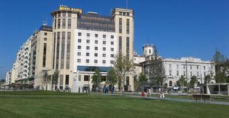 巴伊亚酒店 - 桑坦德 - 建筑