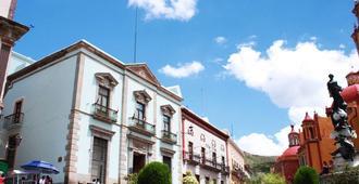 拉帕茨酒店 - 瓜纳华托 - 户外景观