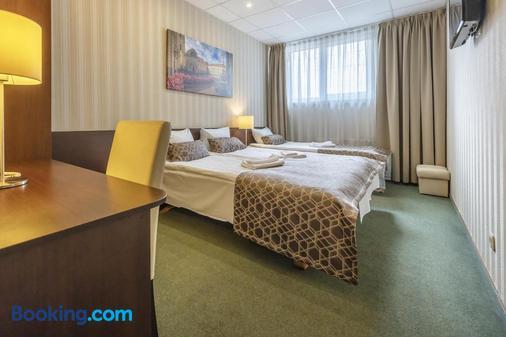 维尔纽斯城市酒店 - 维尔纽斯 - 睡房