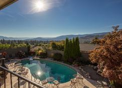 双别墅度假屋 - 基洛纳 - 游泳池