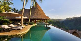 巴厘岛总督别墅度假村 - 乌布 - 游泳池