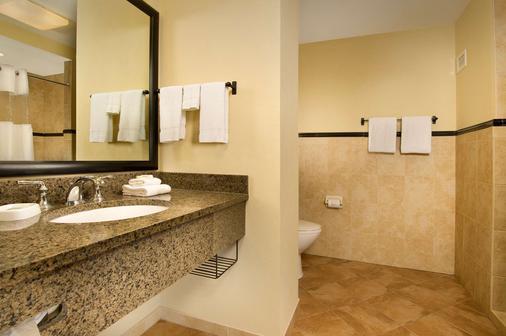 圣安东尼奥北斯通奥克德鲁广场酒店 - 圣安东尼奥 - 浴室
