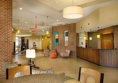 圣安东尼奥北斯通奥克德鲁广场酒店 - 圣安东尼奥 - 大厅