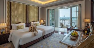 我的西贡奢华精品酒店 - 胡志明市 - 睡房