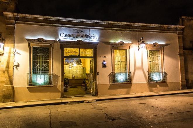 何塞玛丽亚住宿加早餐旅馆 - 莫雷利亚 - 建筑