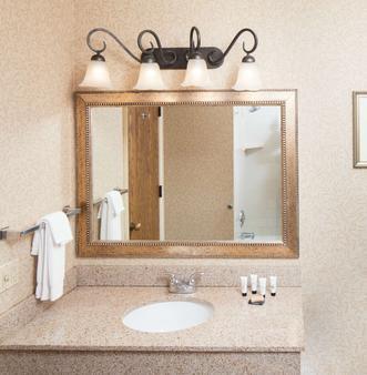 红狮尤里卡酒店 - 尤里卡 - 浴室