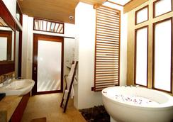 沙纶酒店 - 苏梅岛 - 睡房