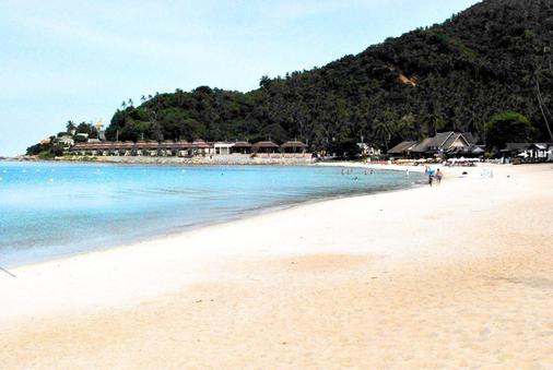 沙纶酒店 - 苏梅岛 - 海滩