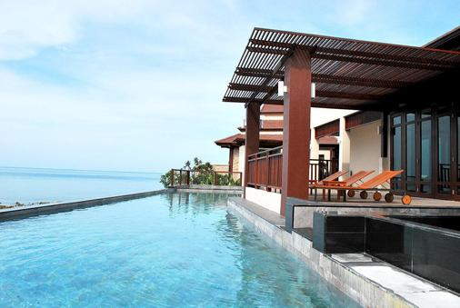 沙纶酒店 - 苏梅岛 - 游泳池