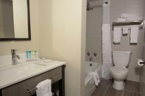 华美达 - 奥斯汀中央酒店 - 奥斯汀 - 浴室
