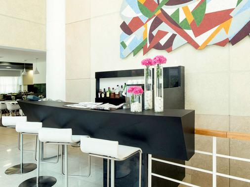 美居圣保罗雅尔丁酒店 - 圣保罗 - 酒吧