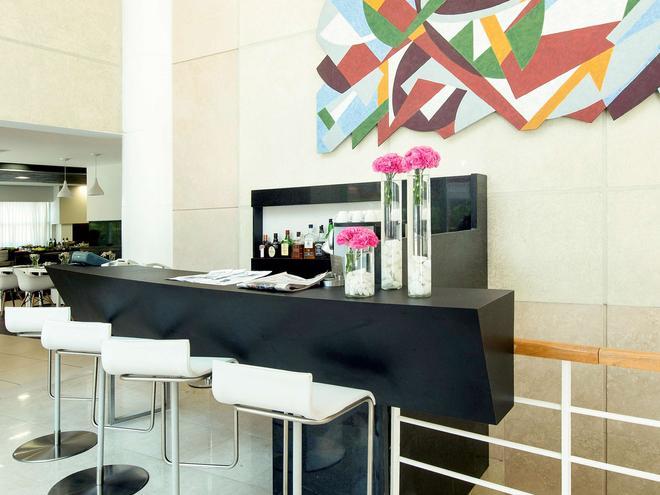 圣保罗贾丁斯美居酒店 - 圣保罗 - 酒吧